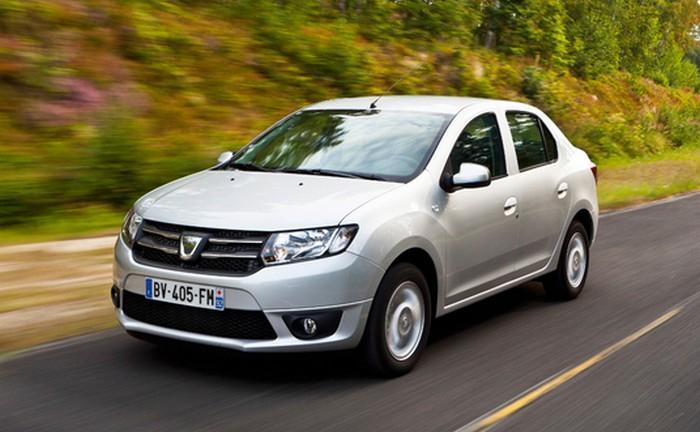 Dacia Logan / Renault Logan 2013.
