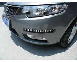 Накладки на бампер – защита и украшение автомобиля