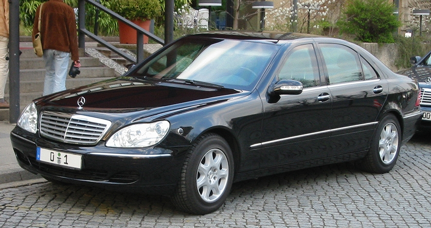Second-hand: Mercedes-Benz S-Class W220 ОТ 44.000$