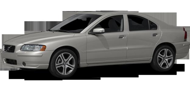 Volvo S60: высшее звено