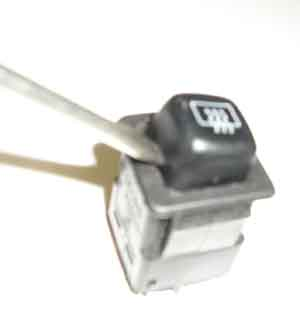 Смена подсветки кнопок 2108/21083/2110 на светодиодную.