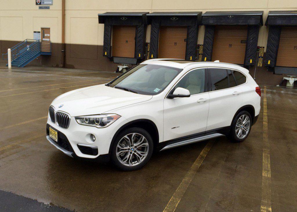 BMW X1 2016 года
