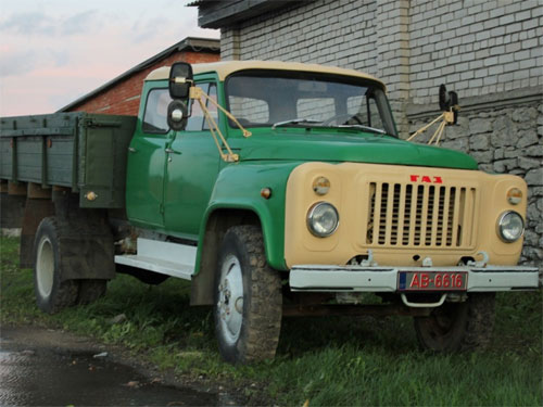 Комплектация грузовика