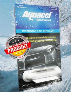 AquaPel - надежное средство для мытья автостекол