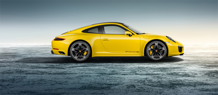 Почему нужно выбрать Porsche?