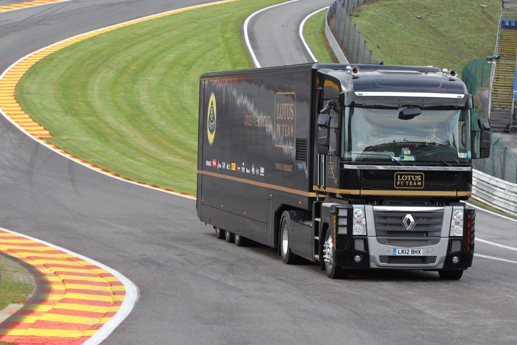 Renault Magnum – авто для бизнеса
