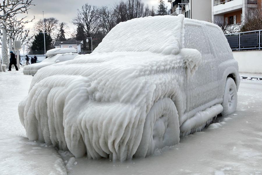 Как завести автомобиль зимой?