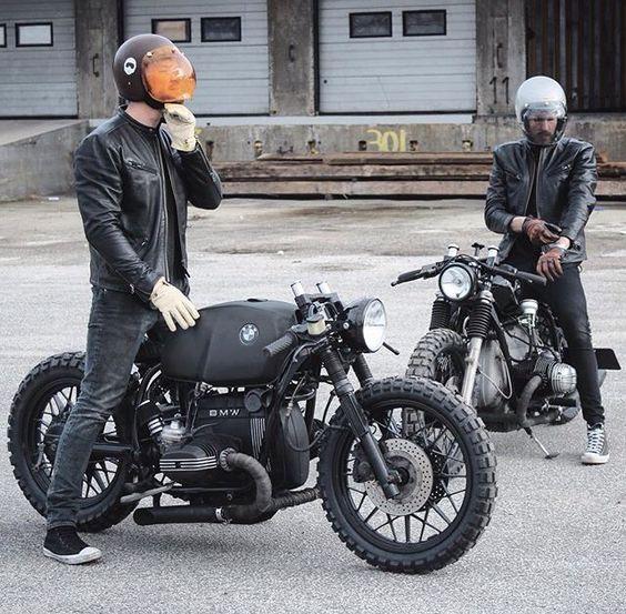 Почему мужчины любят мотоциклы?