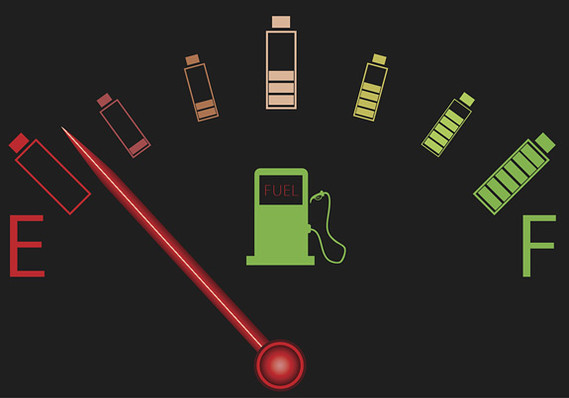 Добиваемся минимального расхода топлива