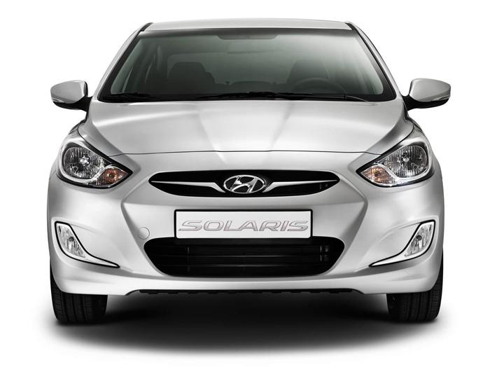 Hyundai Solaris 2011