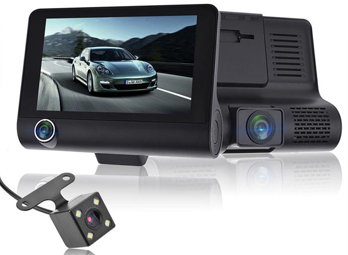 Видеорегистратор – самый актуальный автогаджет