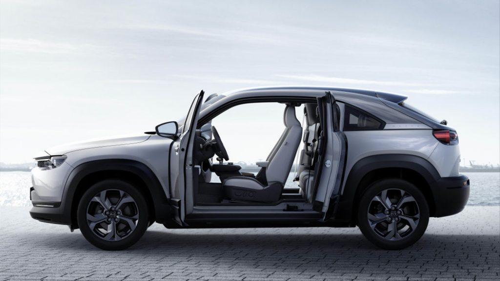 Двери Mazda MX-30