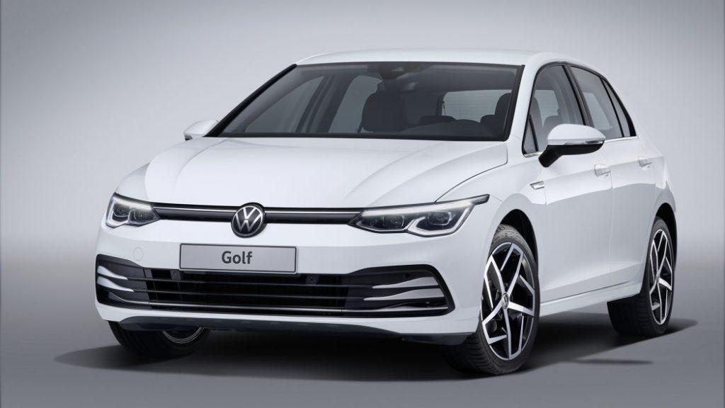 Совершенно новый Volkswagen Golf – это эволюция снаружи, революция внутри