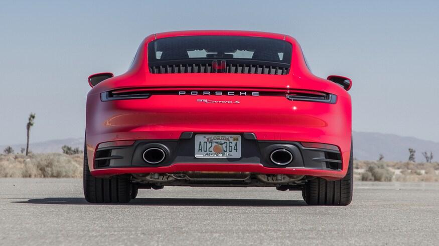 Руководство Porsche заявило, что электрического Porsche 911 не будет