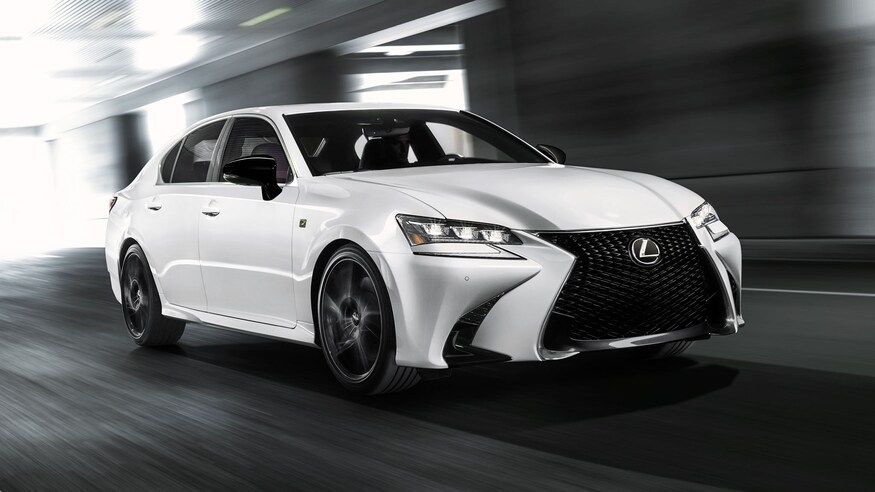 Lexus представляет Hyper-Limited GS