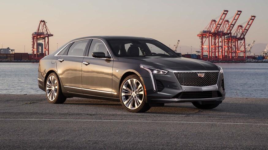 Cadillac представляет Blackwing V8