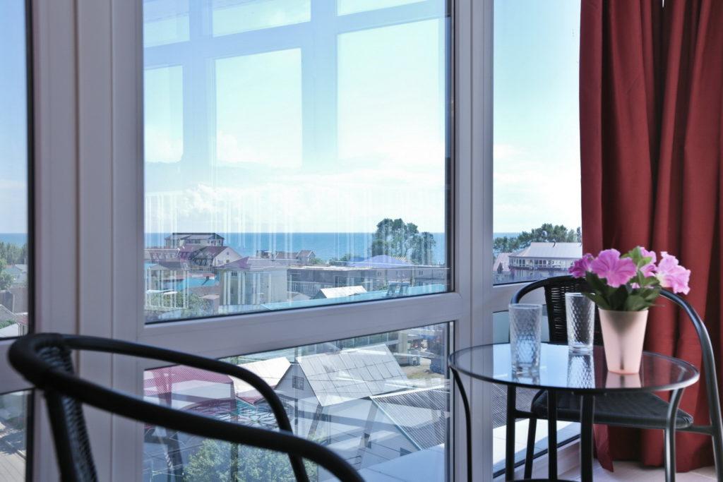 Отдыхайте в отеле Марсель (Лермонтово) – получите скидку 5%