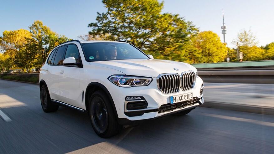 BMW представляет X5 Hydrogen