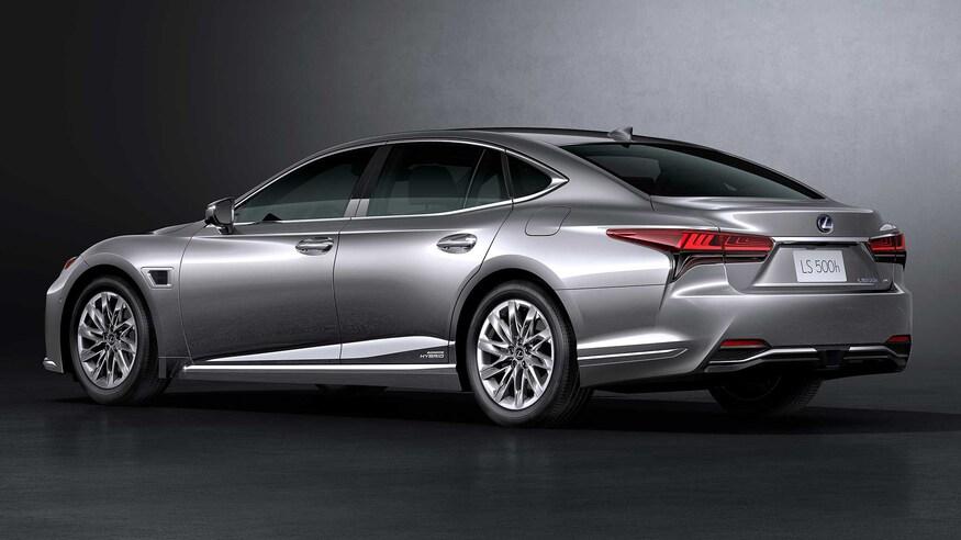 Lexus LS Lands