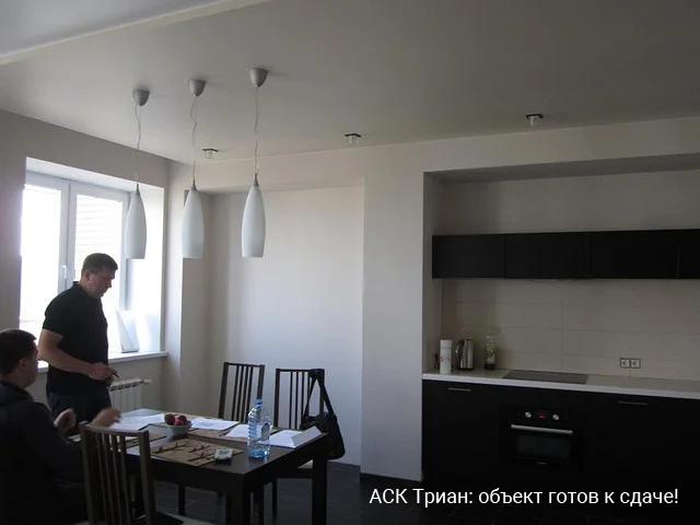 АСК Триан: ремонт квартир в Москве