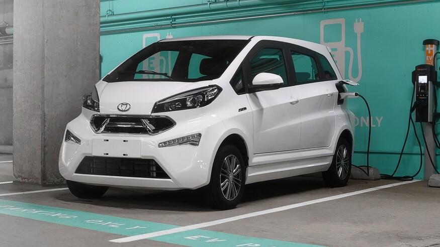 Kandi представляет электромобиль K27