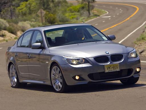BMW 5 (E60) 2002 — 2010 годов выпуска, обзор автомобиля
